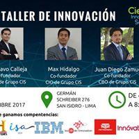 1er Taller de Innovacin CIS