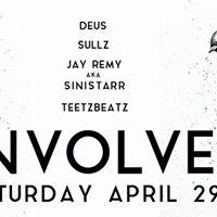 Involved  April 29th