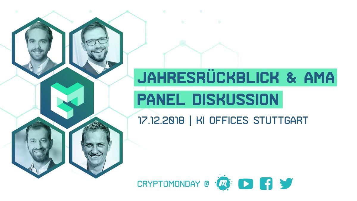 CryptoMonday  Jahresrckblick & AMA Session