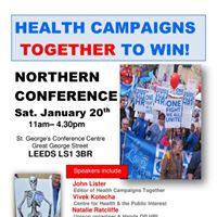Health Campaigns Together conference in Leeds