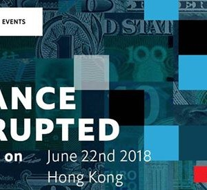 Finance Disrupted Asia 2018