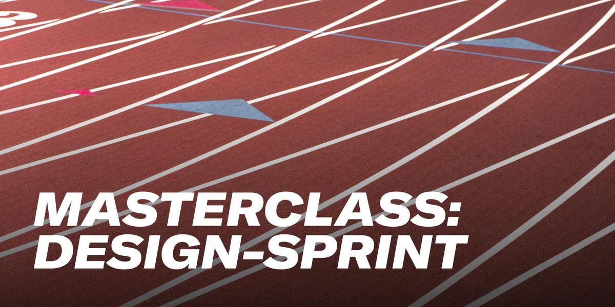 Masterclass Design-Sprint