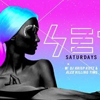 SET Saturdays w DJs Krisp Kutz &amp Alex Killing Time