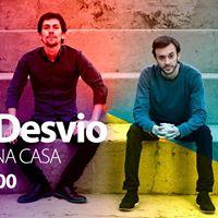 Acordes na Casa Duo Desvio  Curitiba