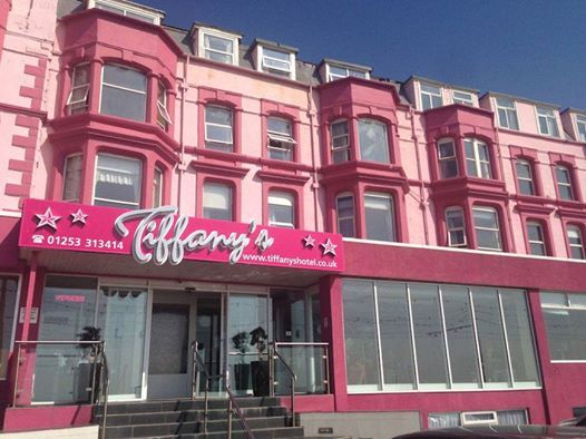 Young at Heart Day Trip Package - Tiffanys Blackpool 35pp