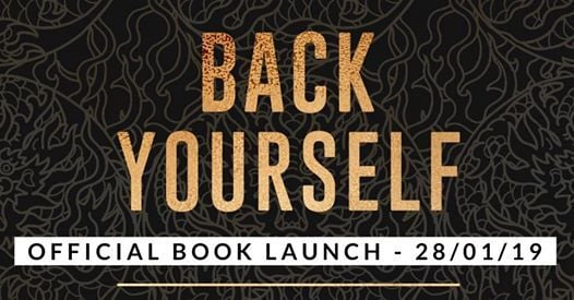 Back Yourself - UK Book Launch