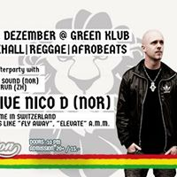 NICO D LIVE at Green Klub Winterthur