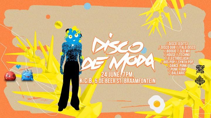 Disco De Moda at Kitcheners, Johannesburg