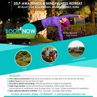 Self Awareness n Mindfulness Ashram Retreat