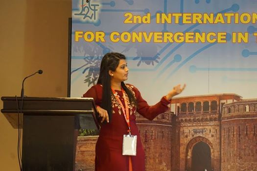 IEEE conference I2CT 2019