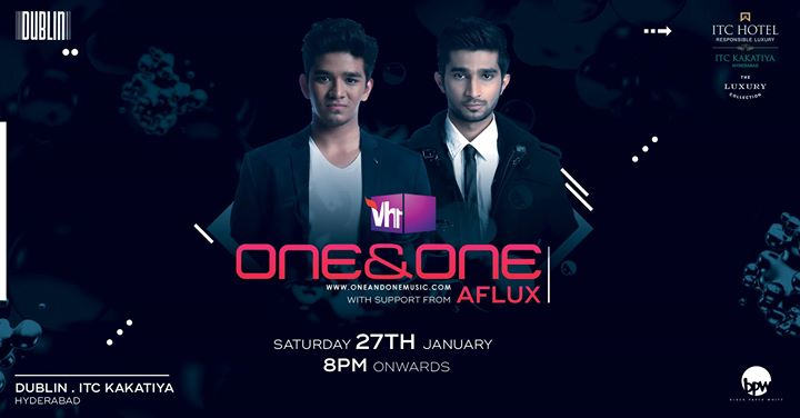 VH1 Night Dublin ITC Kakatiya [Hyderabad]