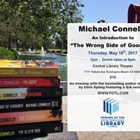 Michael Connelly - An Evening with the Author