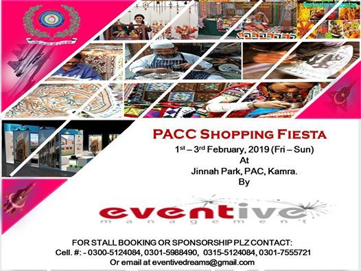 PACC Shopping Fiesta