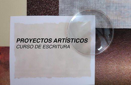 Curso de escritura de proyectos artsticos