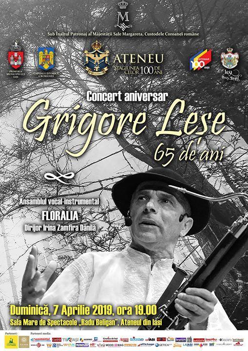 Grigore Lee - Concert aniversar