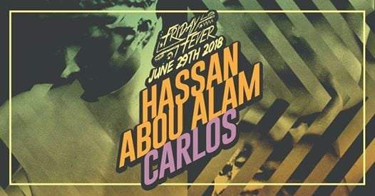 Hassan Abou Alam  Carlos