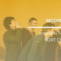 Modest Mouse in Port Chester