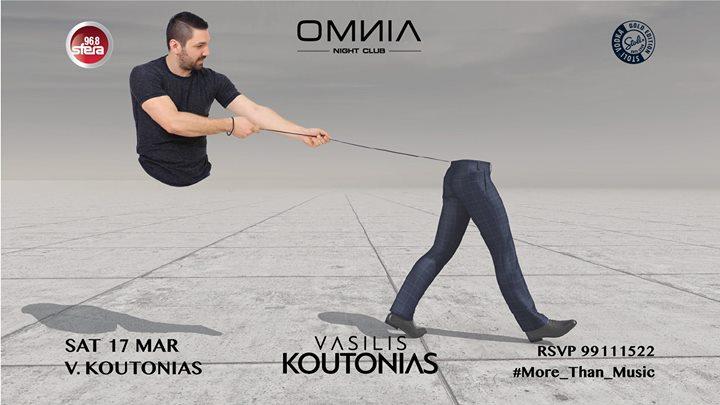 Saturday  Vasilis Koutonias