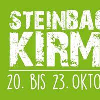 Kirmes in Steinbach 2017