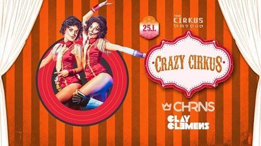 Crazy Cirkus ft. CHRNS (Armada Proximity LW)