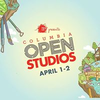 Columbia Open Studios April 1-2 2017 presented by 701 CCA