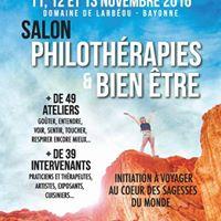 Massages Bien-tre Relaxants Au SALON PHILOTHRAPIE