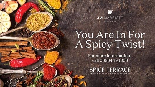 You are in for a spicy twist