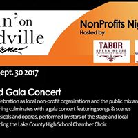 Lovin On Leadville Mixer and Gala Concert