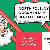 North Pole NY Documentary Party