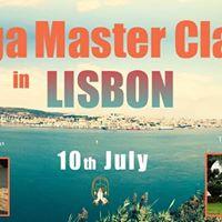 Yoga Master Class in Lisbon