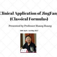 Clinical Application of Jing Fang