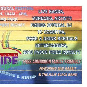 Pasco Pride 2018 Festival