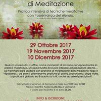 Masterclass  Domenica DI Meditazione
