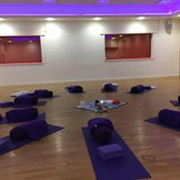 January Restorative Yoga Sanctuary