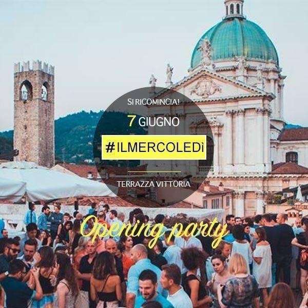 Opening Party Terrazza Vittoria Mercoledì 7 Giugno 17 At Bar