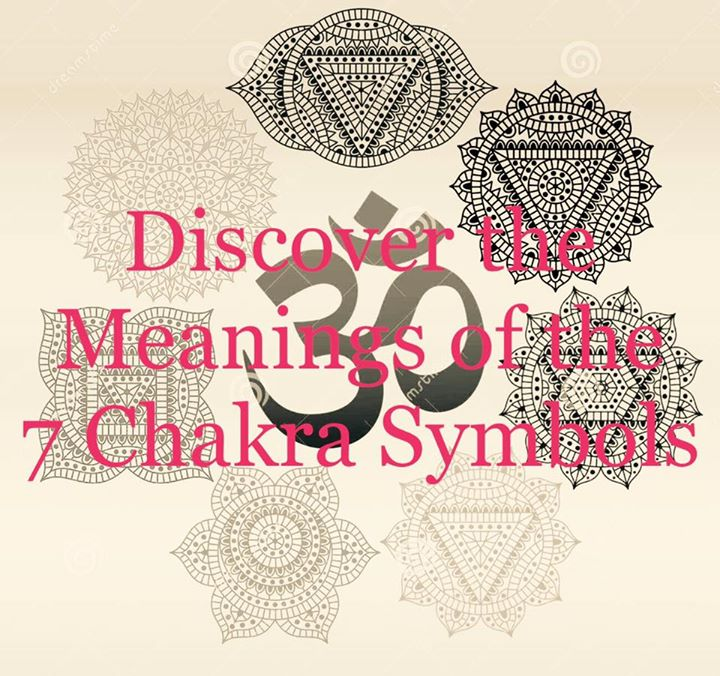 Discover The Meanings Of The 7 Chakra Symbols At Mrida Seva Yoga