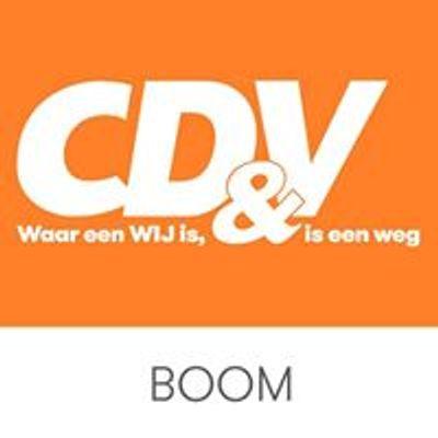CD&V Boom