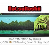 Natsukashii - Solo Exhibition by RUCU