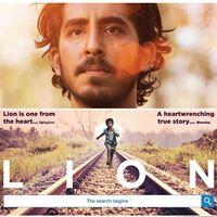Blunham Community Cinema Presents Lion