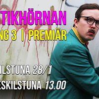 Premir fr Mystikhrnan Ssong 3 - Eskilstuna