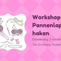 Workshop pannenlap haken