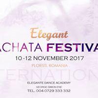 Elegant Bachata Festival - Ploiesti Romania 10 - 12 Nov.2017