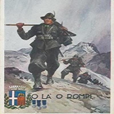 """Battaglione Alpini """"Tolmezzo"""""""