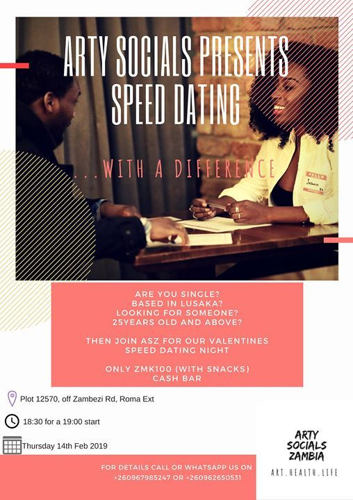 Speed dating zambia