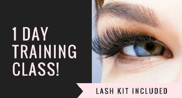mink eyelash extension certification class at 10833 paladin dr, hampton