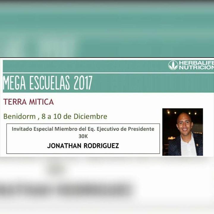 Mega Escuela 2017 Benidorm