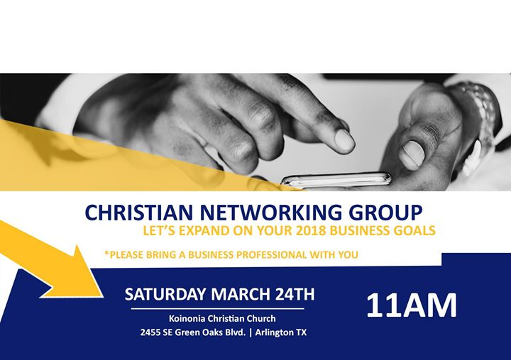 Christian Network Group Meeting