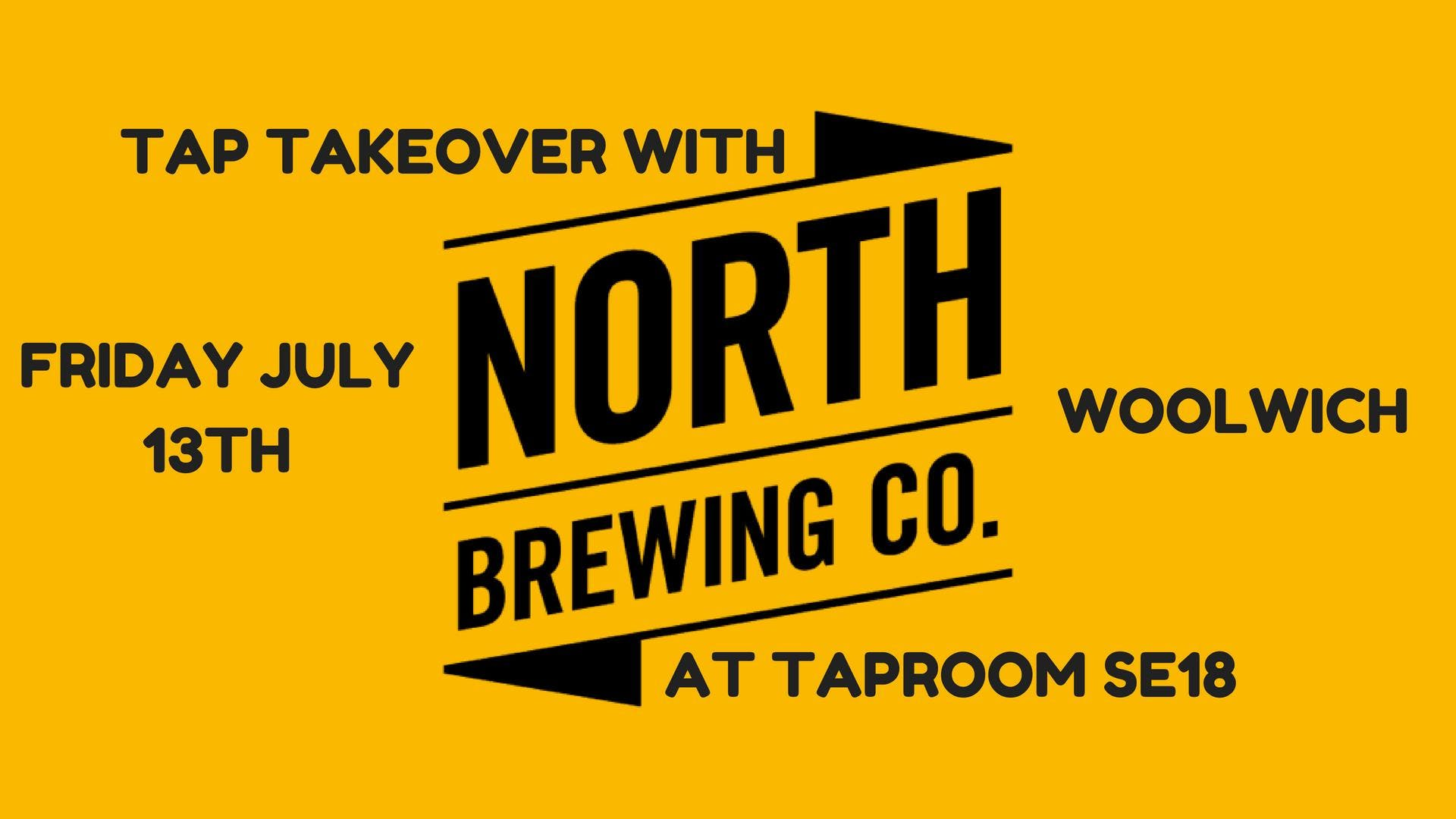Tap Takeover With North Brewing Co