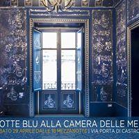 Notte Blu alla Camera delle Meraviglie