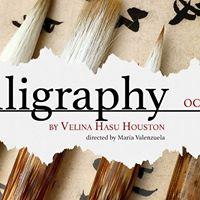 Calligraphy by Velina Hasu Houston